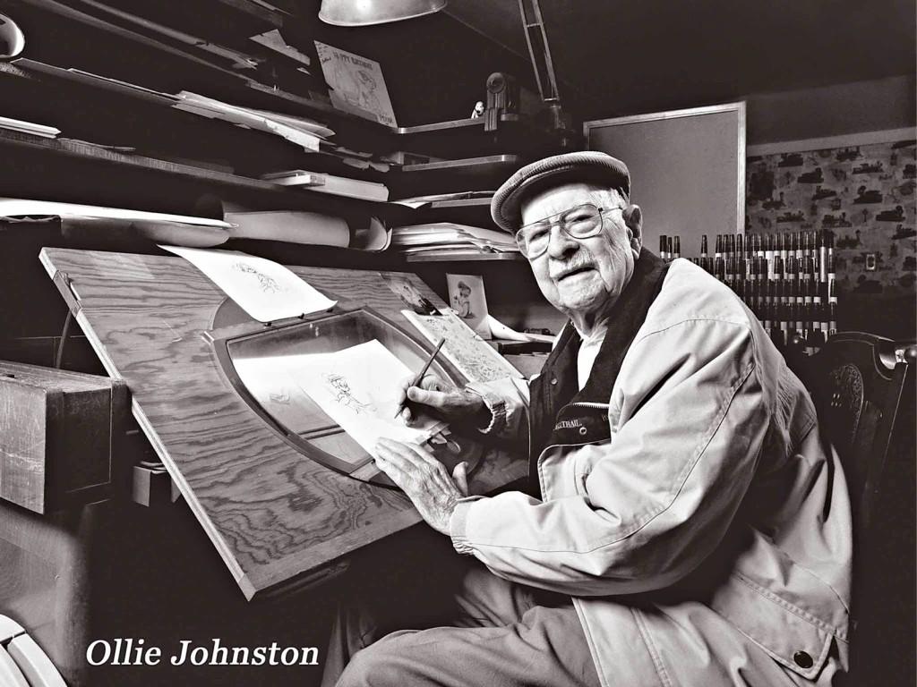 El ilustrador Ollie Jonston