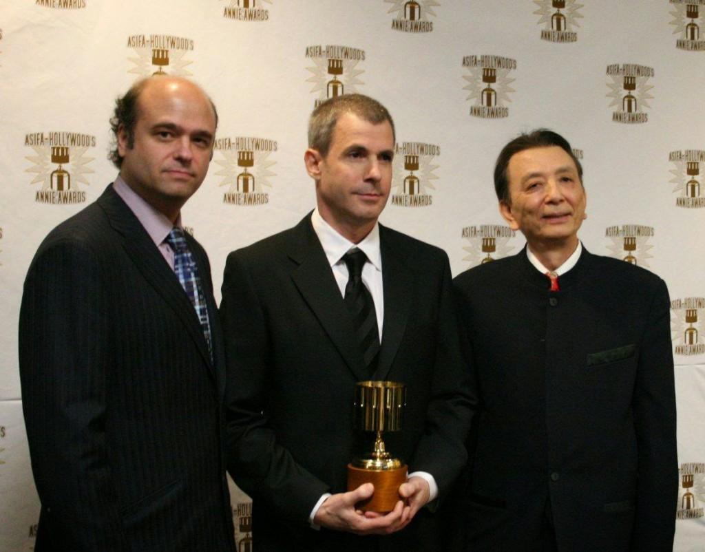 Carter Coodrich es premiado por su trabajo en Ratatouille