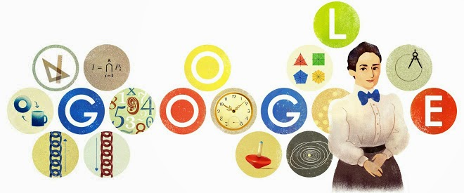 8 Doodles de google