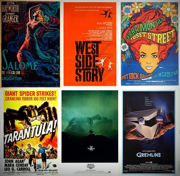 8 Cartelistas imprescindibles de la historia del cine - SLEEPYDAYS