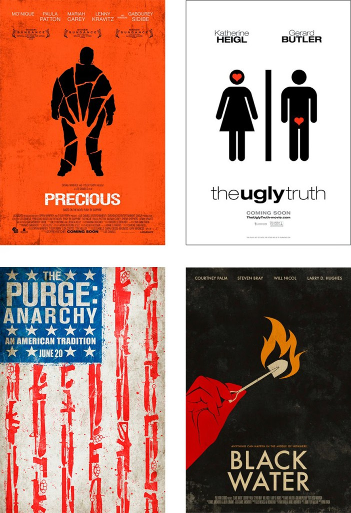Movie Posters by Ignition Creative