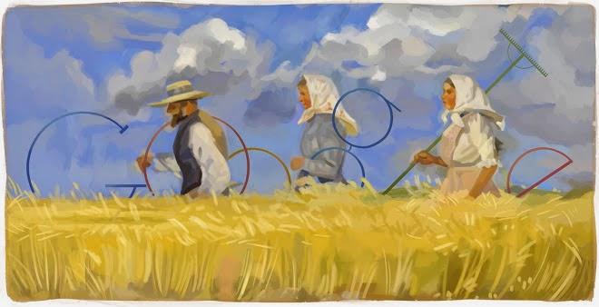 155 Aniversario del nacimiento de Anna Ancher