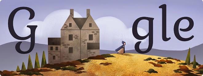 198 Aniversario del nacimiento de Charlotte Bronte