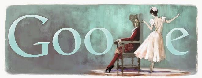 205 Aniversario del nacimiento de August Bournonville