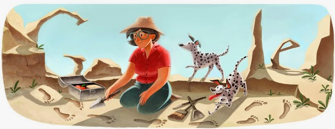 Centenario del nacimiento de Mary Leakey