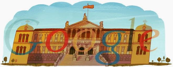 300 Aniversario de la Biblioteca Nacional de España