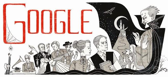165 Aniversario del nacimiento de Bram Stoker