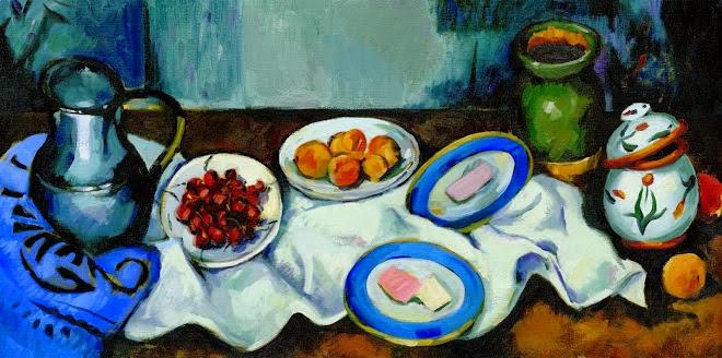 172 Aniversario nacimiento de Paul Cézanne