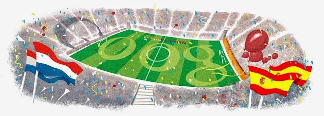 Final de la Copa del Mundo de fútbo 2010
