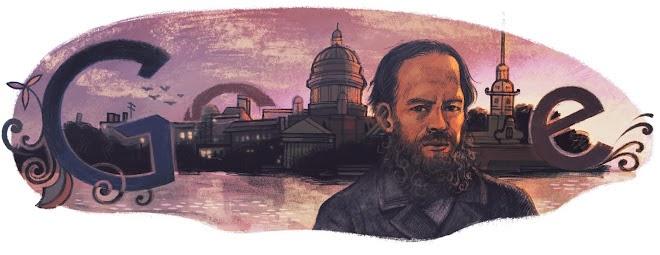 190 Aniversario del nacimiento de Fyodor Dostoevsky