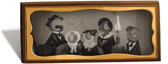 224 Aniversario del nacimiento de Louis Daguerre