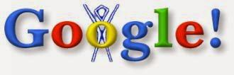 El primer doodle de google de 1998