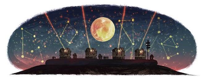 13 Aniversario del Telescopio VLT