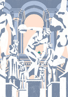 Ilustración de Matteo Berton para Timberland