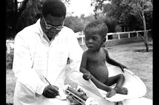 Nutrición en África para la OMS (Paul Almàsy)