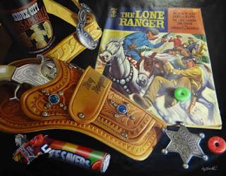 Indios, vaqueros y caramelos Chimos