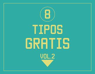8 tipografias gratis para descargar